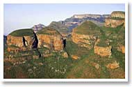 Blyde Rivers Canyon Sydafrika Emosa Fairtrade Resor